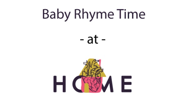 Baby Rhyme Time at Home Logo 2020