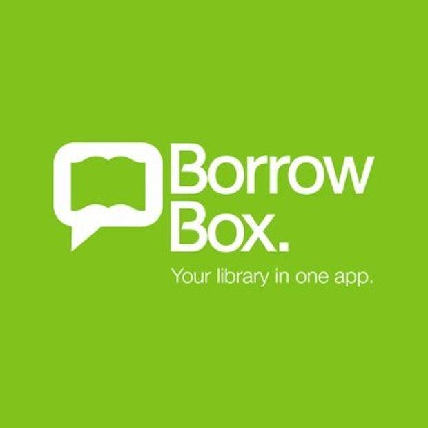 Borrow Box Icon