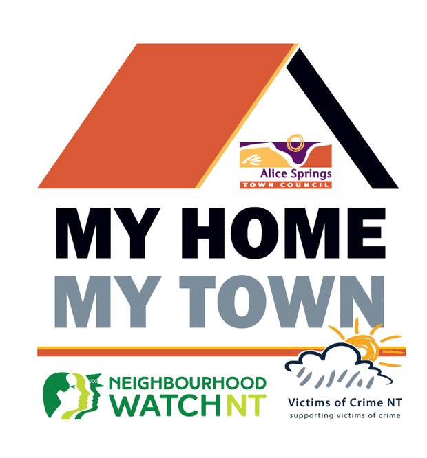 My Home My Town logo colour 01