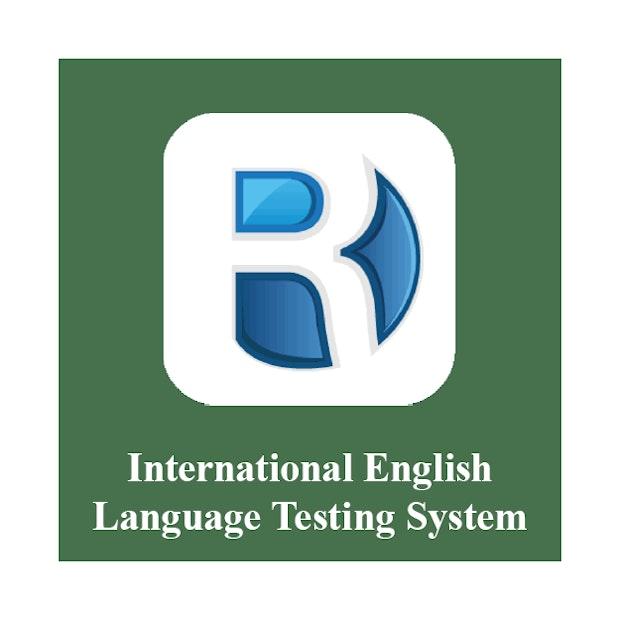 E Library icon IELTS